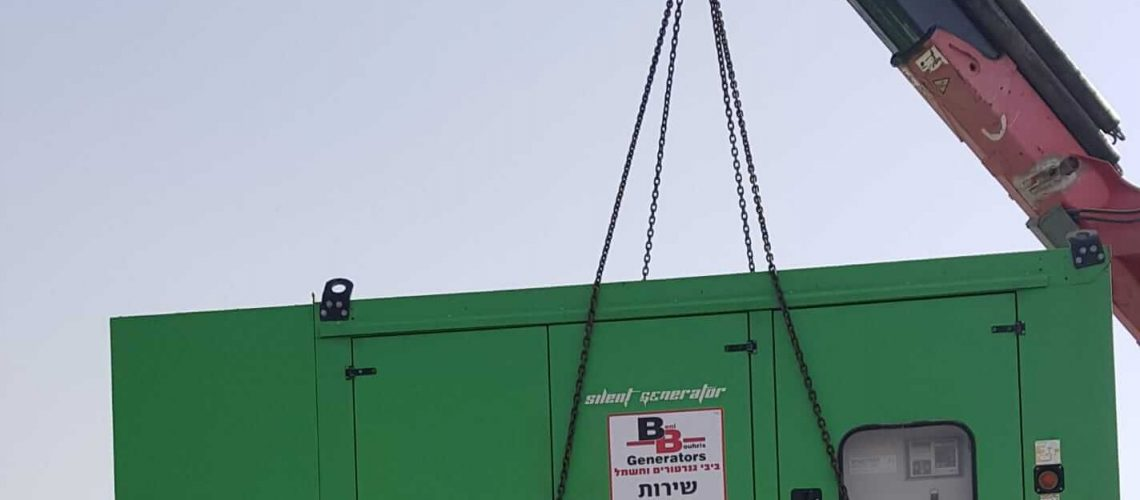 מכירת גנרטורים תיקון גנרטורים אחזקת גנרטורים